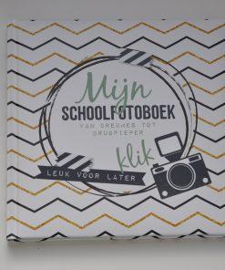 Schoolfotoboeken en vriendenboeken