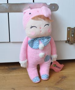 metoo plush pink bunny