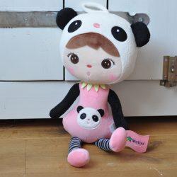panda pluche metoo
