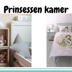 Prinsessen kinderkamer