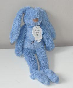 knuffel richie blauw
