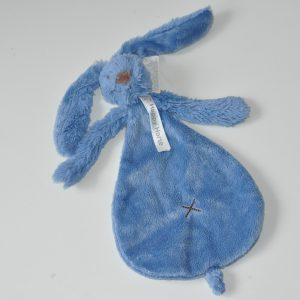 knuffeldoekje happyhorse blauw