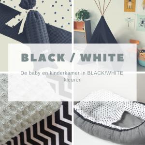 BLACK/ WHITE kamer