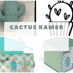 Cactus kinderkamer