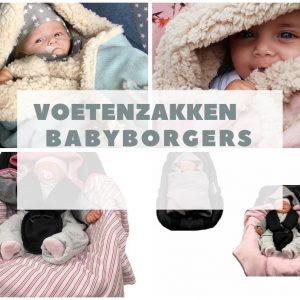 Voetenzak Baby Borger