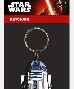 Star Wars: R2-D2 sleutelhanger