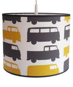 Lamp Bussen_oker geel_