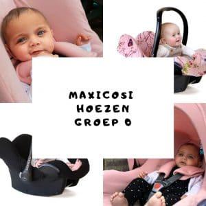 Maxicosi autostoelhoes Groep 0