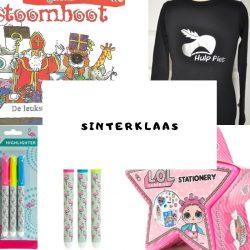 Sinterklaas thema aankleding