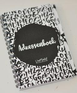 adressenboekje_vanmariel