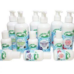 Bubbles shampoo, conditioner duurzaam