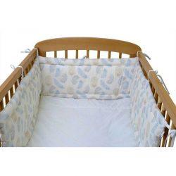 hoofdbeschermer-babybedje-wit-met-veren