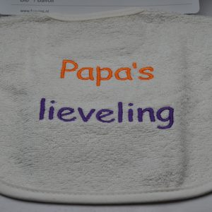 Papas lieveling slab