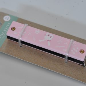 Little Dutch Mondharmonica Adventure roze