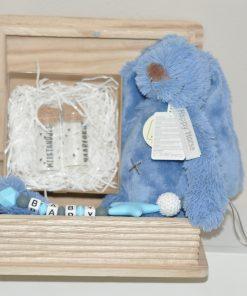 Kraamkado pakket blauw