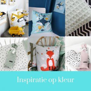 Inspiratie producten op kleur