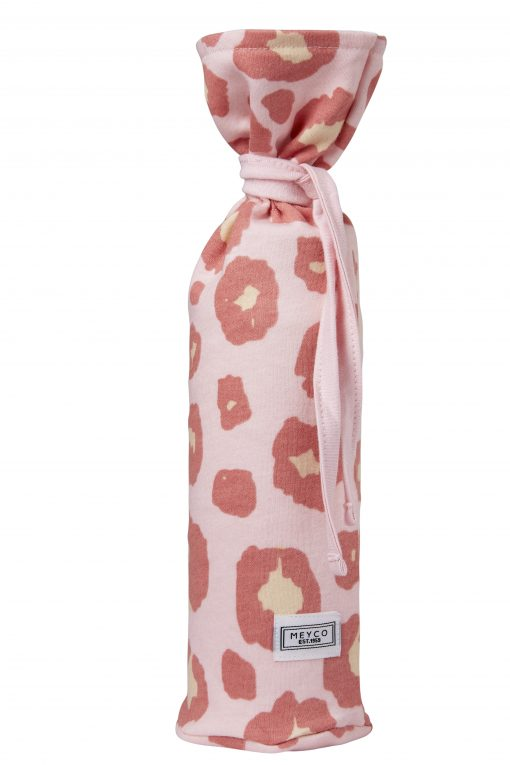 meyco-kruikenzak-panter-roze
