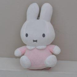nijntje knuffel 25 cm roze