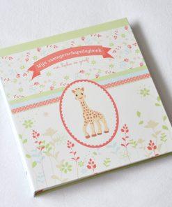 Mijn Zwangerschapsdagboek van Sophie de Giraf.
