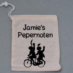 Jamies pepernotenzakje