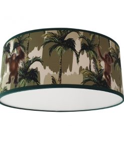 Jungle lamp aapjes
