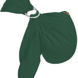 ByKay draagdoek Ringsling groen junior 200 cm