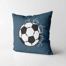 kussenvoetbalblauw