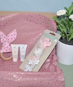 Geboortepakket roze