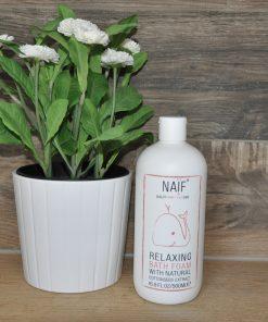 Naïf Natuurlijke badschuim