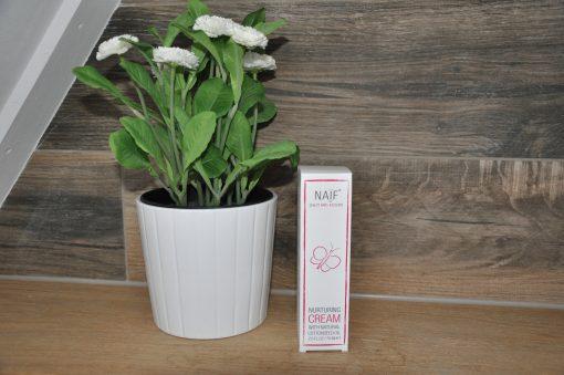 Naïf Natuurlijke vette crème voor de gevoelige huid- voor baby en kind - 75 ml