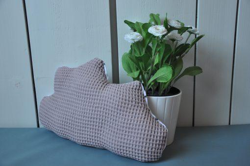 Deez Kussen - Wolk oud roze