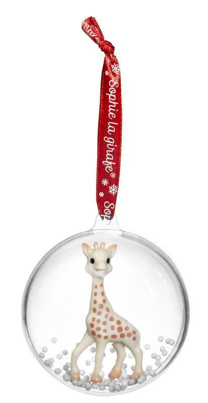 kerstbal sophie la giraf