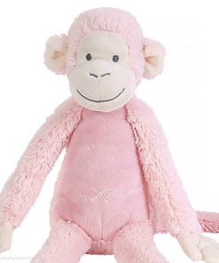 happy-horse-knuffel-monkey-mickey-43-cm-no-2-pink