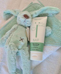 cadeaupakket shampoo mint